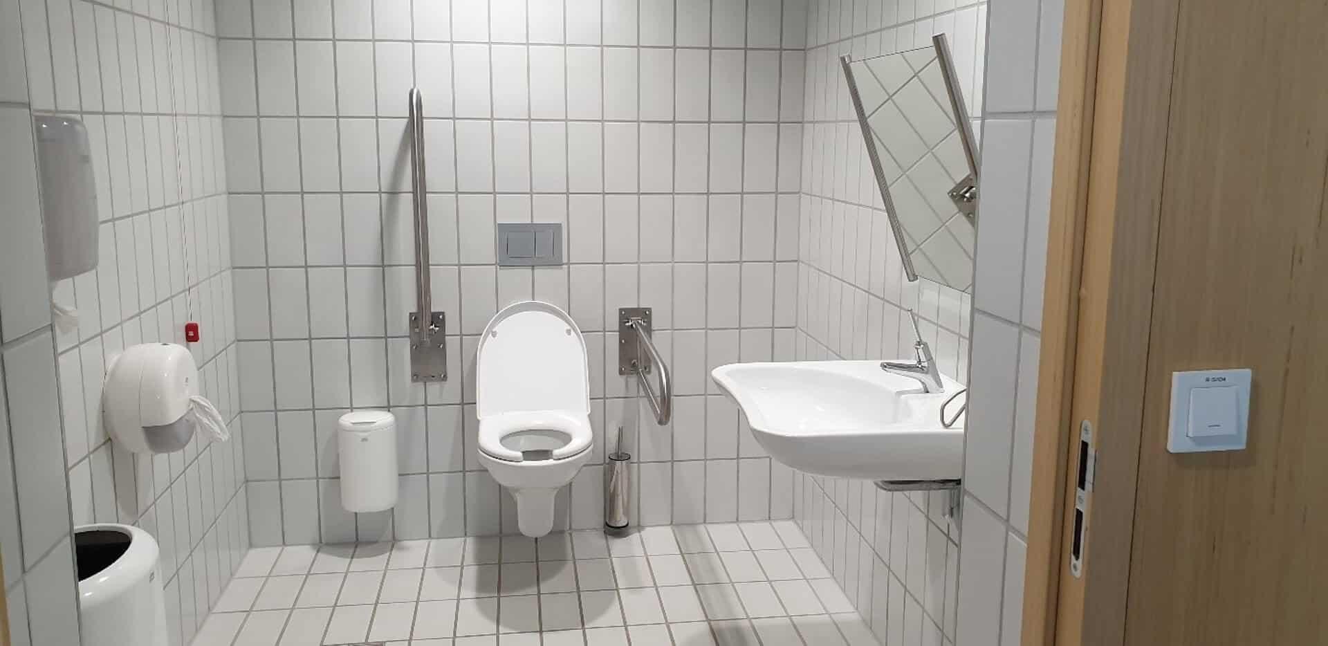 Łazienka dla OzN